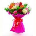 Ramo 12 Rosas Colores