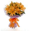 Ramo Flores Lilium