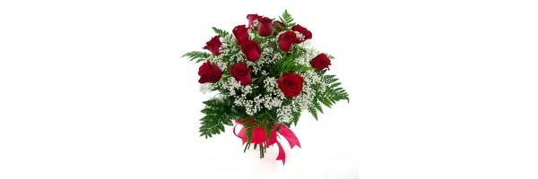 Aniversario regalo flores